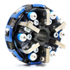 098-264r - Restricted Clone, 2 Disc 6 Spring Complete Clutch