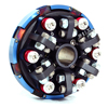1 Disc 6 Spring, 3600 RPM, 098-162g, WKA Gold/IKF Jr II
