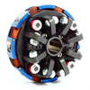 2 Disc 4 Spring, 3200 RPM, 098-241p, WKA Purple