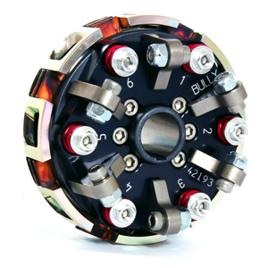 098-266B - 2 Disc 6 Spring, 5200 RPM, Complete Clutch