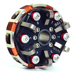098-367B - 3 Disc 6 Spring, 5700 RPM, Complete Clutch