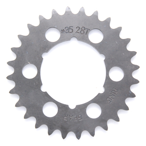 098-428 - 28 tooth Jackshaft Sprocket