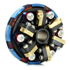 098-161p - 1 Disc 6 Spring, 3200 RPM, Complete Clutch