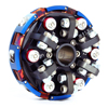 098-262g - 2 Disc 6 Spring, 3600 RPM, Complete Clutch