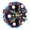 098-264 - 2 Disc 6 Spring, 4600 RPM, Complete Clutch