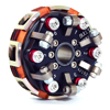 098-366B - 3 Disc 6 Spring, 5200 RPM, Complete Clutch