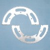 R80219 - 80t #219 chain Rocket Sprocket